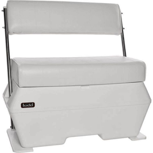 Todd 1792-18U Large Deluxe Cooler/Livewell Seat (Insulated)