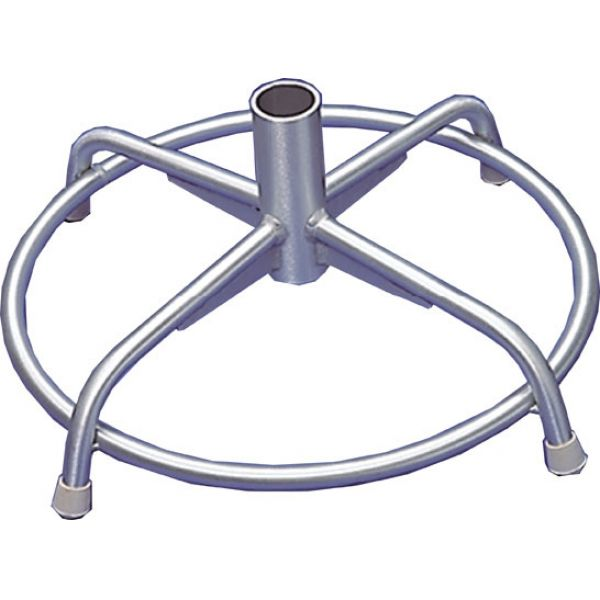 Todd 20-1021-SS Cockpit Quad Base Stand Stainless Steel