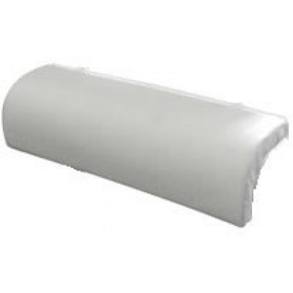 Todd 2200-CR Replacement Cushion for Leaning Posts - STD & ADJ (Rounded Cushion)