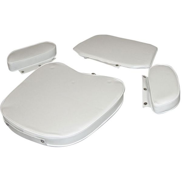 Todd 3100 Cape Cod Cushion Set White for Model 1000 Prior to 2007