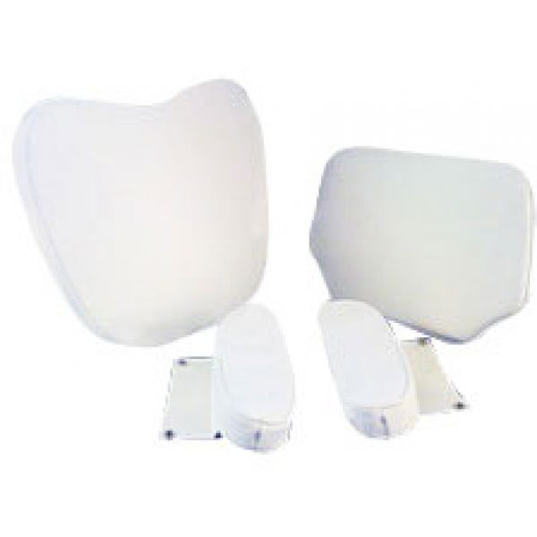 Todd 3150 Cape Cod Cushion Set White for Model 1000 After Jan 1, 2007