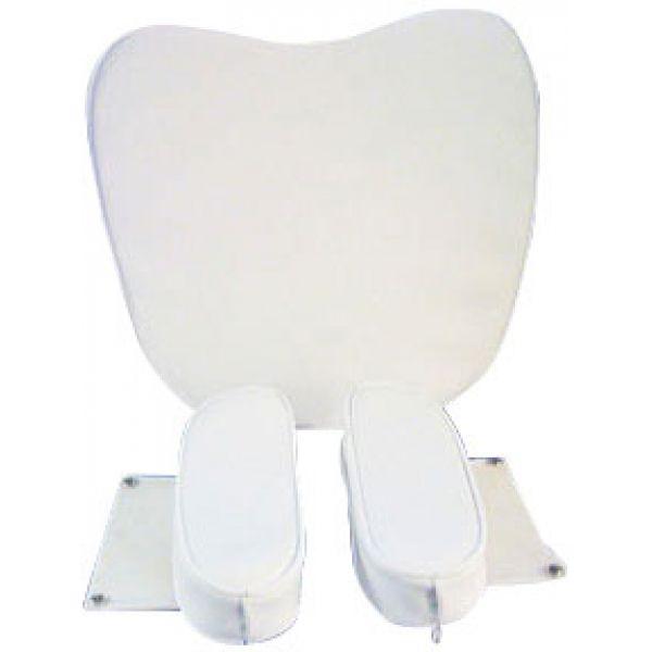 Todd 3200 Cushion Set for Cape May Mahogany Back Seat