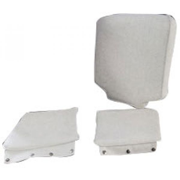 Todd 3700 Cabo Helm Seat Cushion Set - Bottom & Sides Only