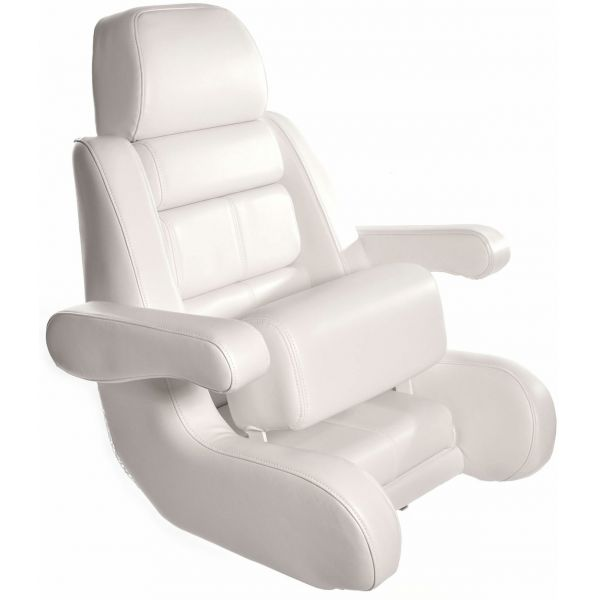 Todd 5 Star Seat with Flip-Up Bolster