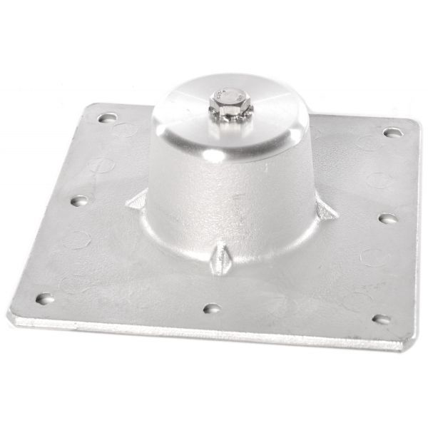 Todd 6005-1AS Posi-Lock Square Floor Plate
