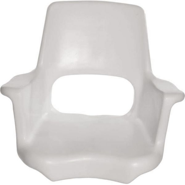 Todd 85-1556 Cape Cod Helm Seat - Seat Only (#1000)