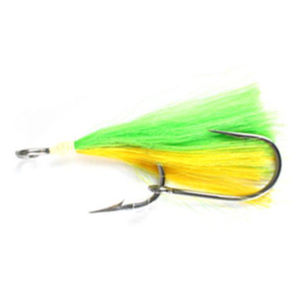 Tony Maja Siwash Stinger Hook 9/0 - Chartreuse