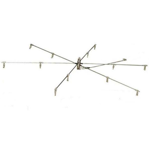 Tournament Cable Titanium Fixed-Arm Dredges