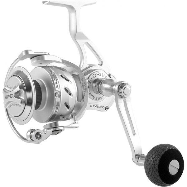 Tsunami STX4000 SaltX Spinning Reel - Silver