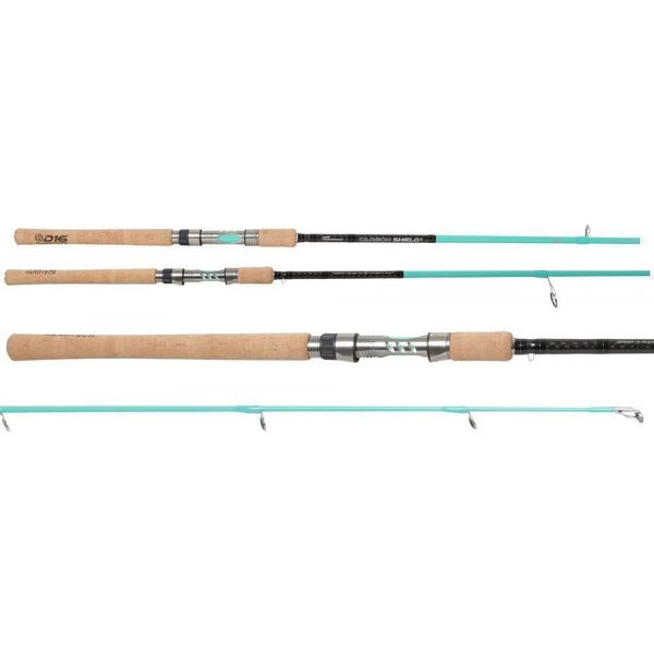 Tsunami TSCSHDII801XH Carbon Shield II Spinning Rod - 8 ft.