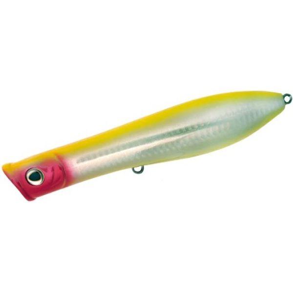 Tsunami Talkin' Popper - 6in - Yellow Red Head