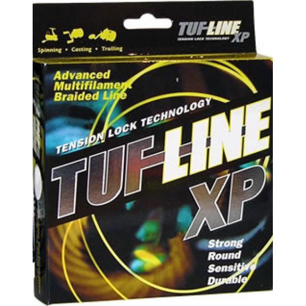 BRAID TUF-LINE XP 40lb green 300yards Spectra advanced multifilament line USA