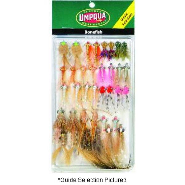 Umpqua 09272 Bonefish Deluxe Selection
