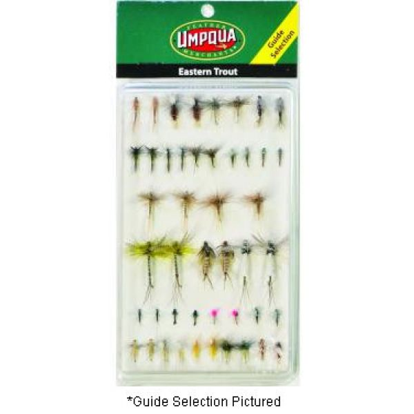 Umpqua 09274 Eastern Trout Deluxe Selection