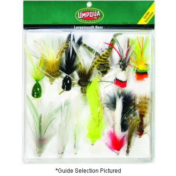 Umpqua 09276 Largemouth Bass Deluxe Selection