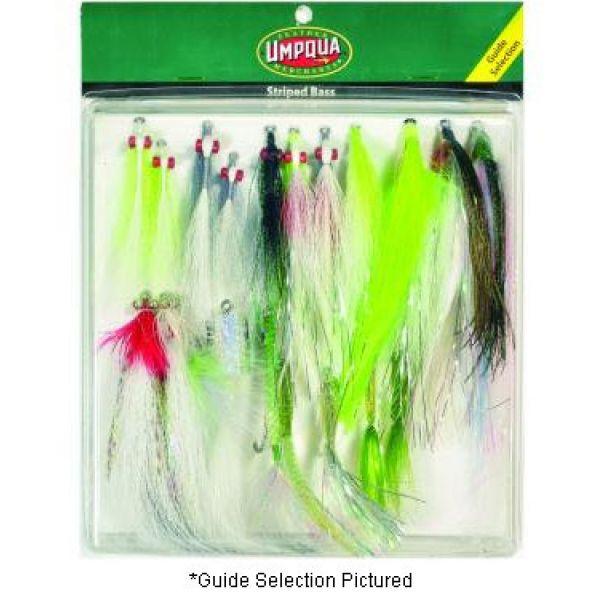Umpqua 09280 Striped Bass Deluxe Selection