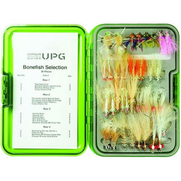 Umpqua 09285 UPG Bonefish Selection