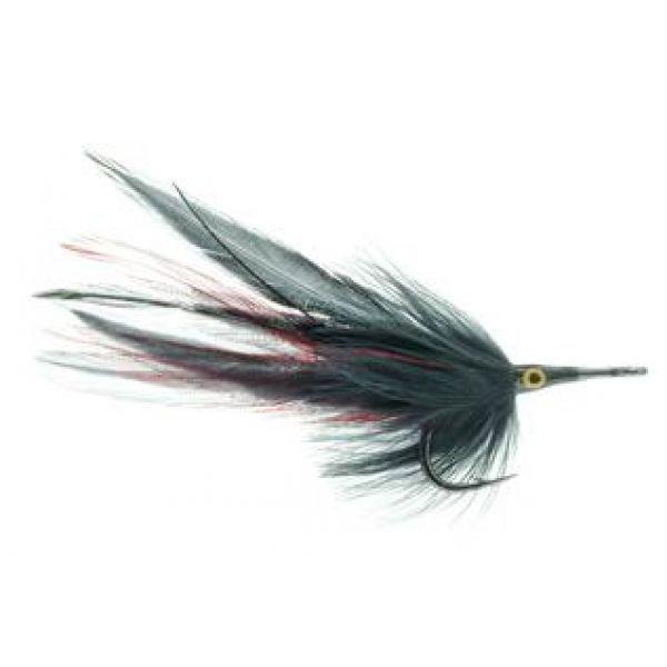 Umpqua 18145 Black Death Tarpon Fly