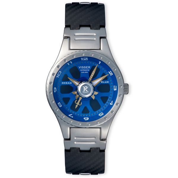 Visser Ocean Blue Watch