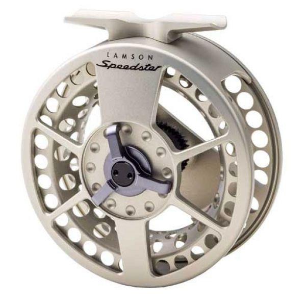 Waterworks Lamson Speedster 2 Fly Fishing Reel