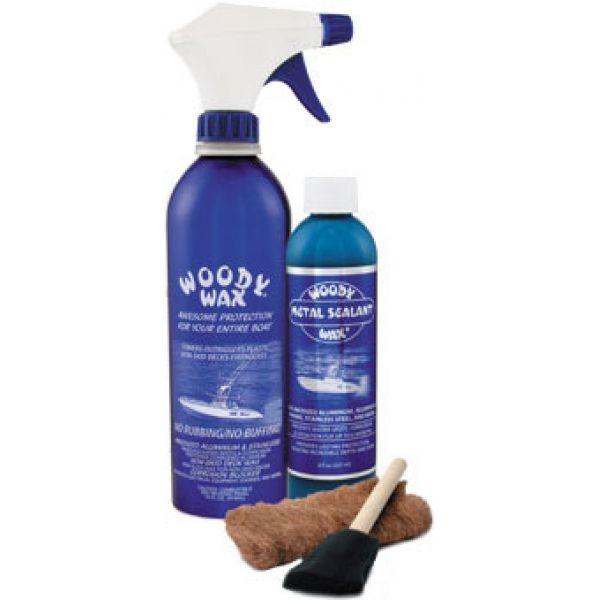Woody Wax Deck Wax Kits