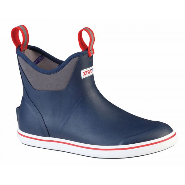 Xtratuf 22733 Ankle Deck Boot - Navy - Size 11