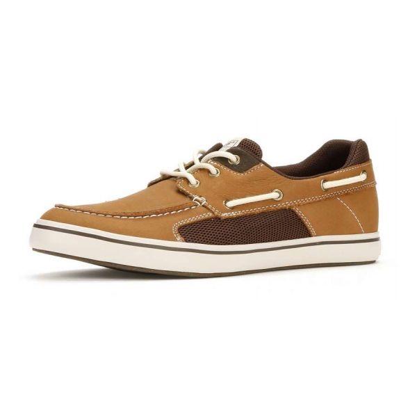 Xtratuf Men's Finatic II Deck Shoes - Tan