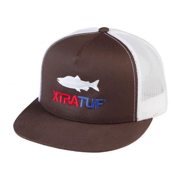 Xtratuf Salmon Flat Brim Snapback Hat