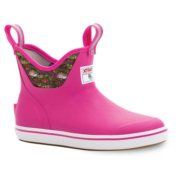 Xtratuf Women's Ankle Boot - Fishewear Troutrageous