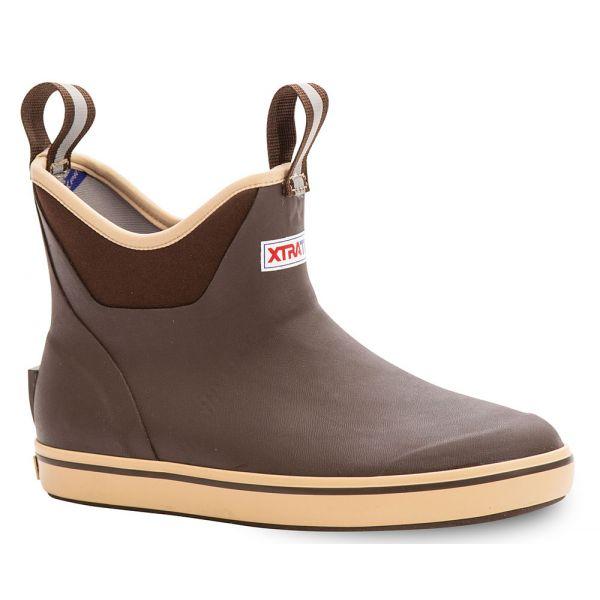 Xtratuf Women's Ankle Deck Boot - Brown