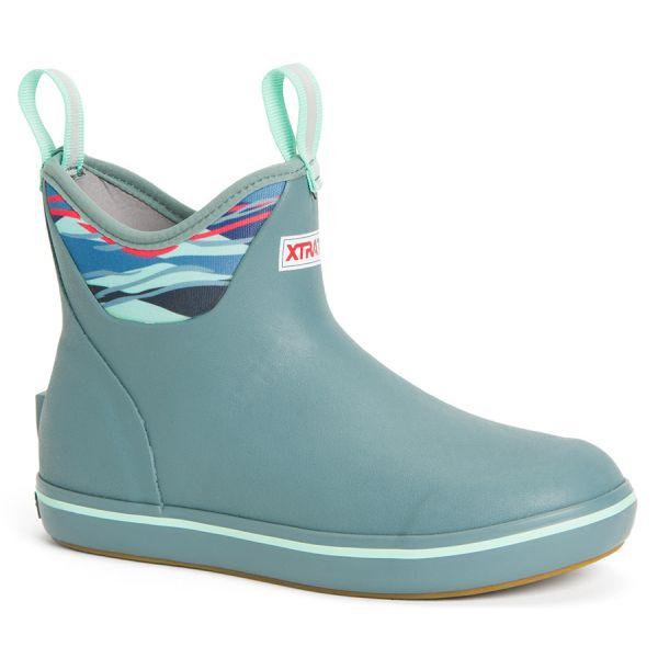 Xtratuf Women's Ankle Deck Boot - Trooper Blue