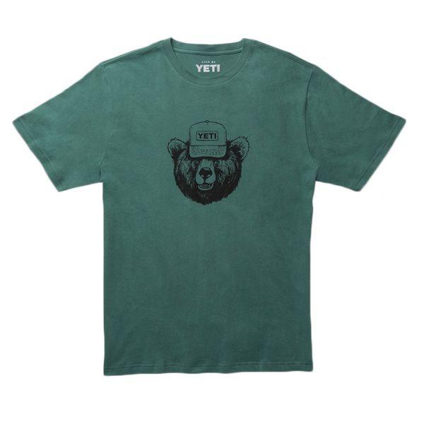 YETI  Den Dweller Short Sleeve T-Shirts