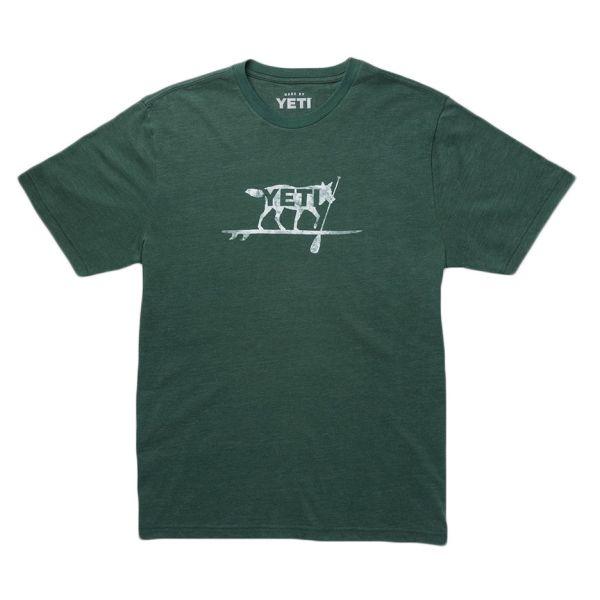 YETI Paddle On Short Sleeve T-Shirt