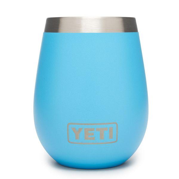YETI Rambler 10oz Wine Tumbler - Reef Blue