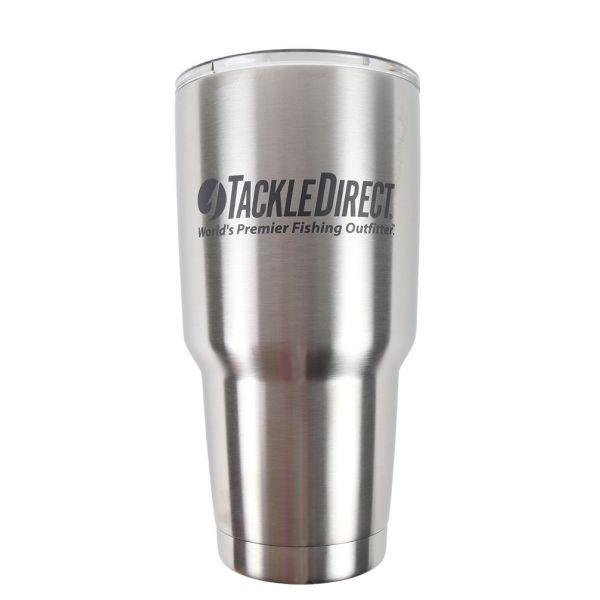 YETI Rambler 30oz - TackleDirect Logo