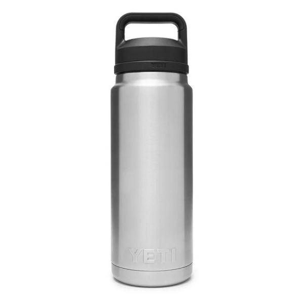 YETI Rambler Bottles with Chug Cap
