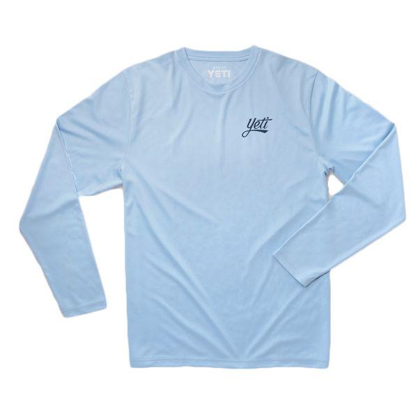 YETI Redfish Long Sleeve Sun Shirt