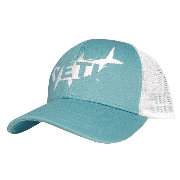 YETI Tarpon Trucker Hat - Teal