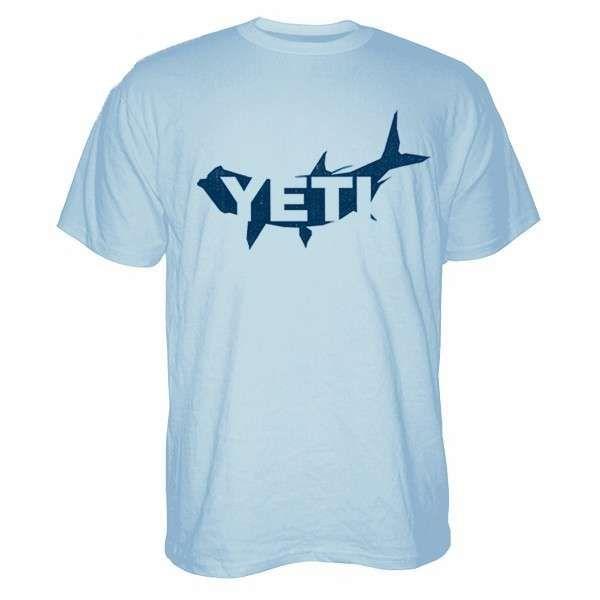 YETI Tarpon Short Sleeve T-Shirt
