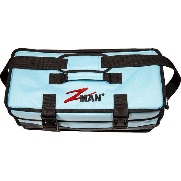Z-Man ElaZtech Bait LockerZ - Blue/Black