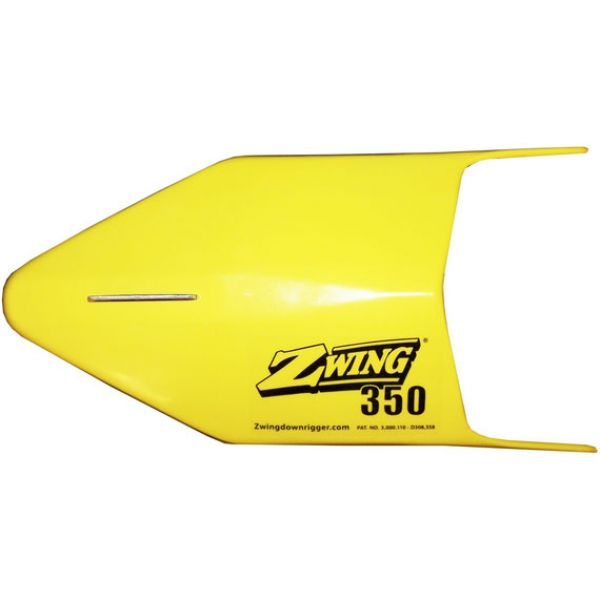 Zwing Downrigger 350 Yellow