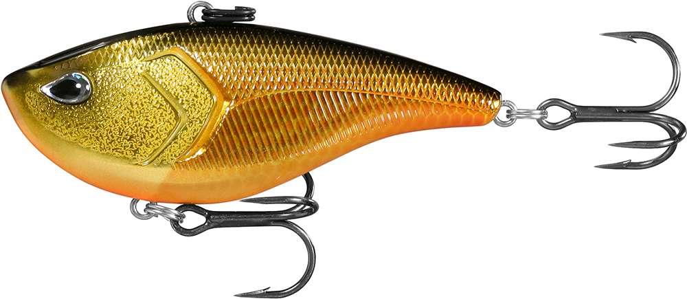 13 Fishing El Diablo Lipless Crankbait - 3in - Golden Retriever thumbnail