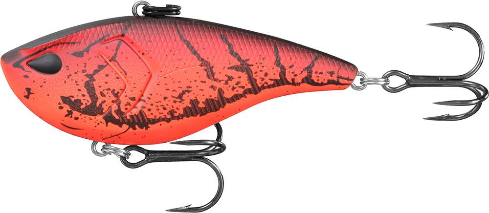 13 Fishing El Diablo Lipless Crankbait - 3in - Mudbug Punch thumbnail
