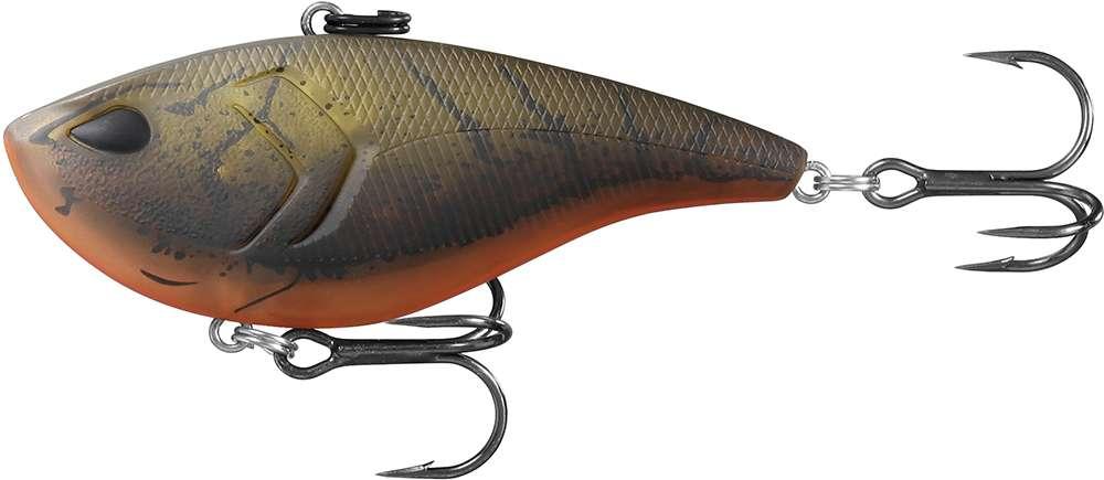 13 Fishing El Diablo Lipless Crankbait - 3in - Day Old Guac thumbnail