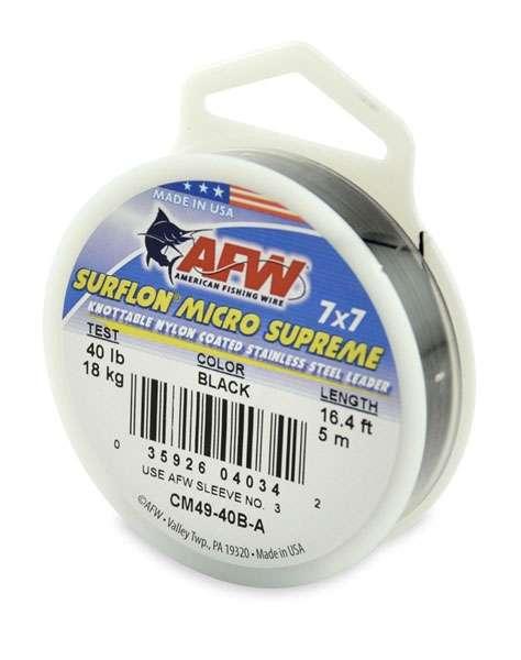 Afw Cm49 40b A 40lb Surflon Micro
