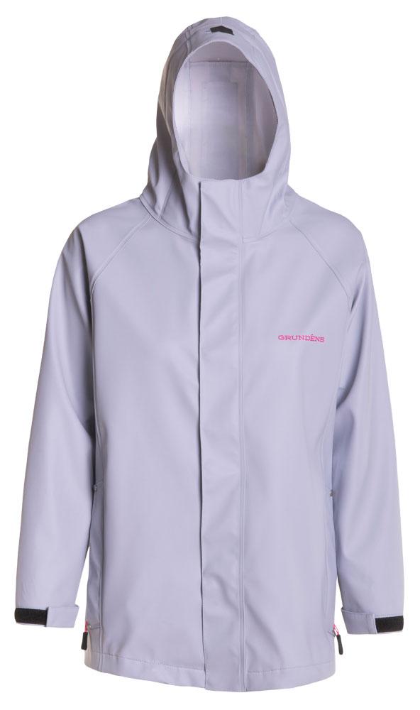 Grundens Women's Neptune Jacket – Sky Grey – 2XL