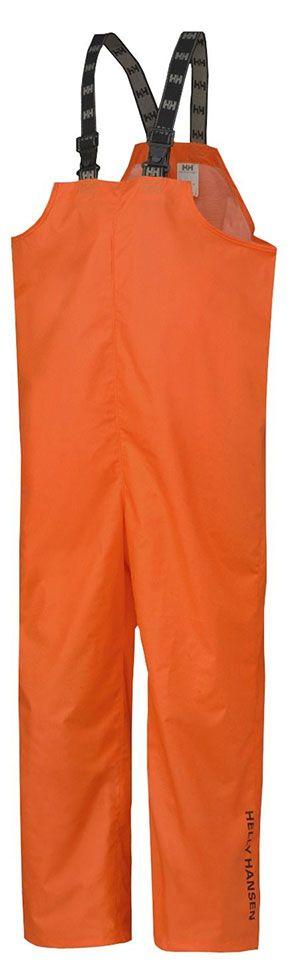 Helly Hansen Mandal Bib - Dark Orange - L