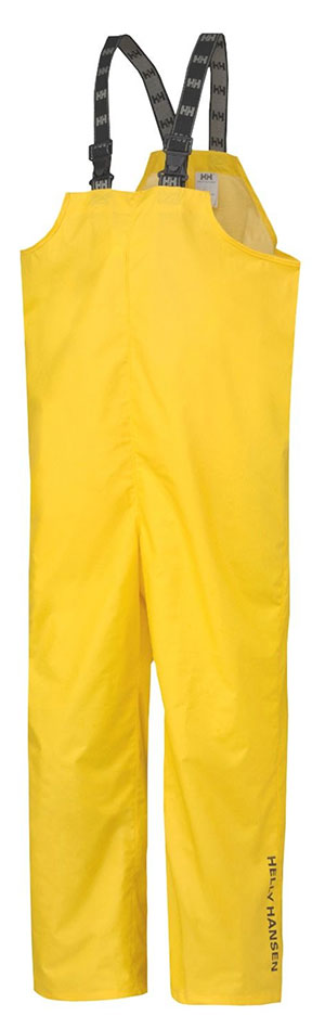 Helly Hansen Mandal Bib - Light Yellow - XL