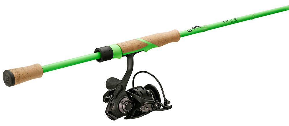 13 Fishing Fishing Creed FB/Fate Black Spinning Combo - FTB2CR71M thumbnail