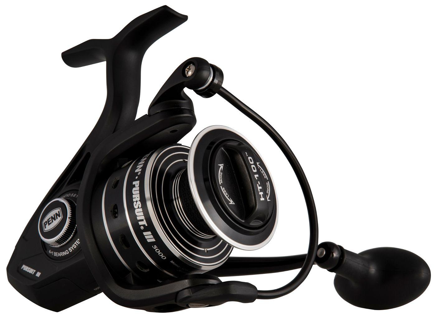 1481293 Penn super Mulinello pesca Pursuit III 3000 spin mare lago 5bb CAS